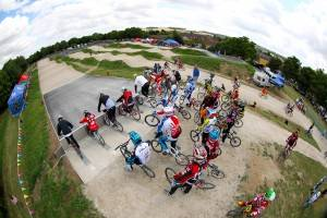 Royston Bmx Track. Image by: Spencer Moret